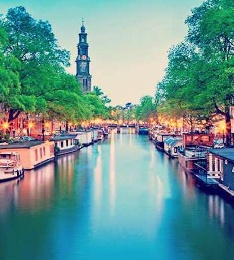 Amsterdam Hen Do