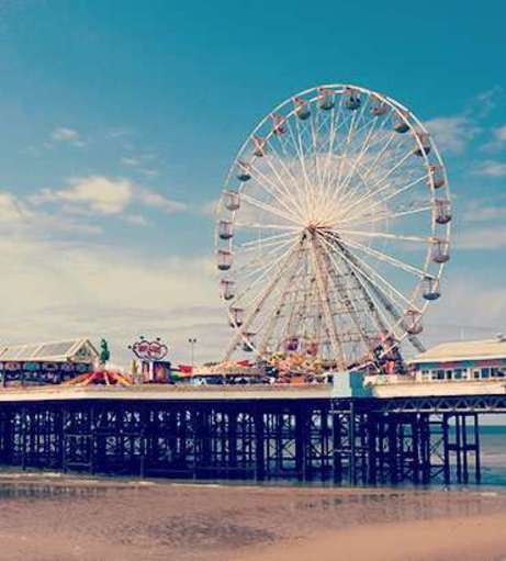 Hen Do Blackpool