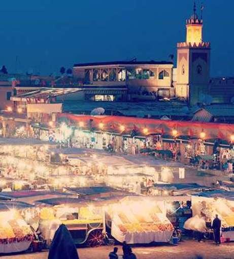 Hen Do Marrakech