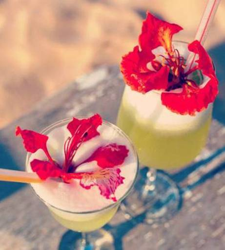 Newquay Hen Party Packages - Cocktail Making on the Beach