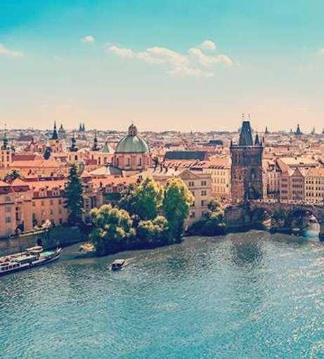 Prague Hen Do