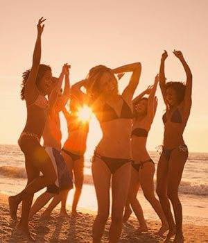Popular Hen Do and Hen Party Destinations