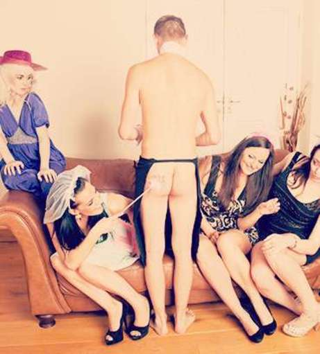 At Home Hen Parties - Cheeky Butler