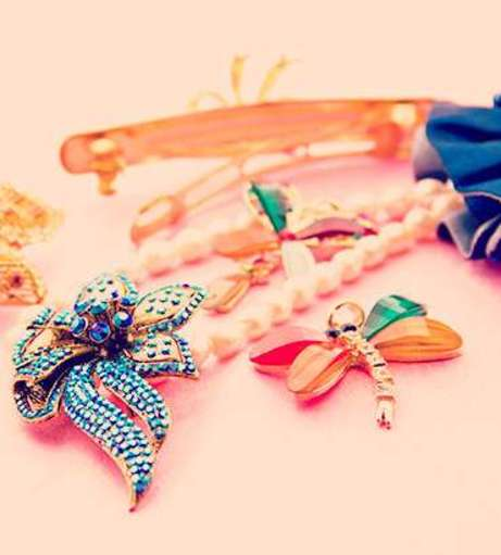 Vintage Hen Party - Vintage Accessory Making - Activity