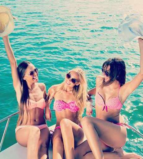 Albufeira - Hen Party Packages - BBQ Boat Cruise