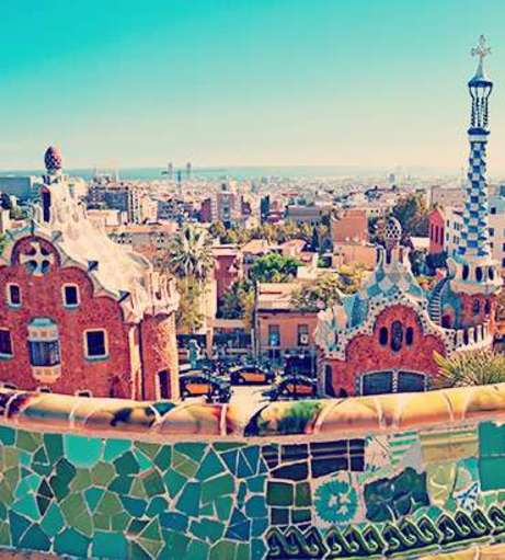 European Hen Do Destination - Barcelona