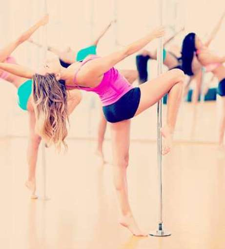 Bratislava Hen Party Packages - Pole Dancing