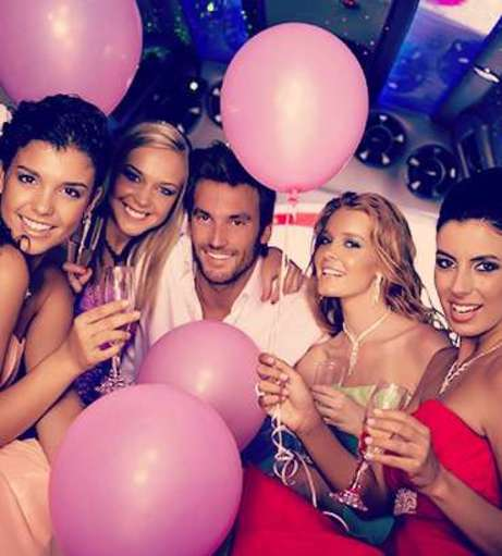 Hen Party Packages - Brighton - Sweet Indulgence