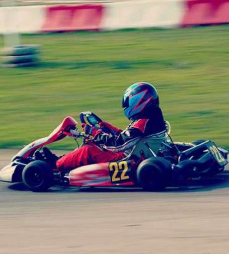 Hen Party Packages - Ibiza - Outdoor Karting