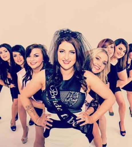 Nottingham Makeover and Photoshoot - Hen Party Package