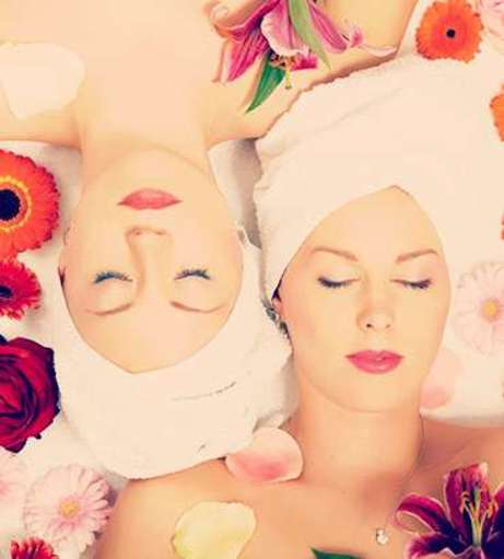 Paris - Hen Party Packages - Spa Day